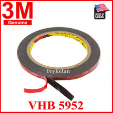 Genuine 3M VHB #5952 Double-Sided Mounting Tape 5/16