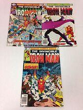 Iron Man #145 #146 #148 #149 #152 #153 1981 6 issues