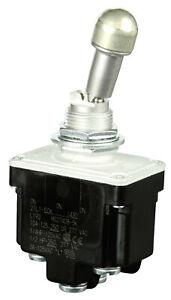 Cutler Hammer Eaton Honeywell Microswitch ms27408-5k Locking toggle switch.