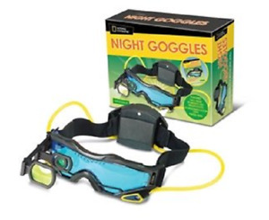 Night Vision Goggles  National Geographic - With 2 x High Power Led Lights