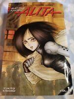 Battle Angel Alita Vol. 1 Manga Loot Crate NEW