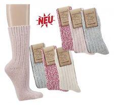 Calcetines noruegos 3er-Teilung,Colores para mujer calentamiento Calidad