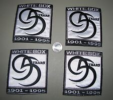 Chicago White Sox Regular Season Patch Day Major League Baseball LOT of 4 MLB