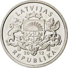 Monnaies, Lettonie, 1 Lats 2012, KM 135 #88258