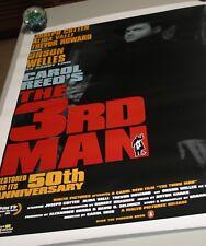 The Third Man 50th Anniversary Original Movie Poster