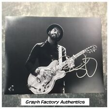 GFA American Guitarist * GARY CLARK JR. * Signed 11x14 Photo COA