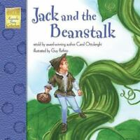 Keepsake Stories: Jack and the Beanstalk by Carol Ottolenghi (2002, Paperback)