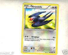 Pokemon n° 102/146 - NIRONDELLE - PV50  (A3640)