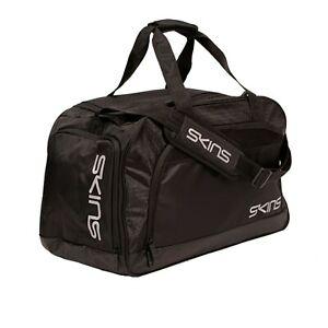 Skins Duffle Kitbag Black - Sports Bag   Rugby   Football   Gym   Travel