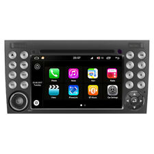 "Autoradio Mercedes SLK 2000-11 Android 8.0 Touch 7"" HD DVD GPS BT WIFI S200"