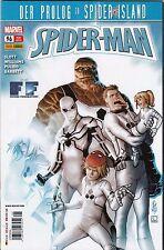 Spider-Man (alemán) # 96-prólogo a Spider Island-Panini 2012-Top