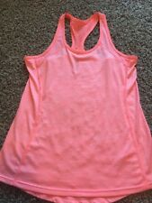 Layer 8 Pink Workout Tank Top Size Medium
