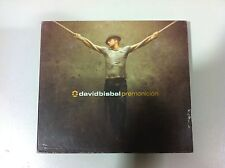 DAVID BISBAL - PREMONICION - DELUXE EDITION - CD + DVD DIGIPACK CARTON + POSTER
