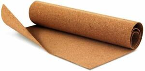 NEW Cork Roll Sheet for Crafts School Kids Projects DIY Office Home Improvement