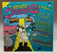 Formel Eins Hot Hits (1986) Tina Turner, Pet Shop Boys, Sly Fox, Kim Wild.. [LP]