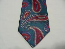 SURREY - PAISLEY - VINTAGE - MADE IN USA - POLYESTER NECK TIE!