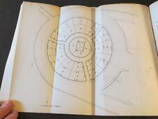 1862 Virginia Legislative  Bill - Cemetery Lots in Presidents Circle - Hollywood