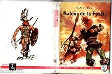 SIGNE DE PISTE/PRINCE ERIC n°3 - JEAN D'IZIEU - BALDUR DE LA FORET 1959 JAQUETTE