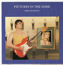"""Mike Oldfield Pictures In The Dark 7"""" Single 1985"""