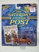 1932 Ford HIBOY 2005 Johnny Lightning The Saturday Evening Post 1 64