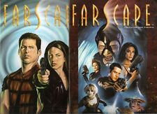 Farscape 1 2 Nm- Htf 2nd Printings Boom Studios Comic Books Set Tv Series Theme