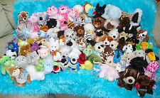 NEW! HUGE MEGA LOT OF WEBKINZ/LIL' KINZ/1 SIGNATURE~BRAND NEW WITH SEALED TAGS~
