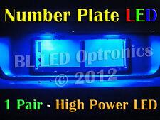 Number License Plate BLUE SMD SMT LED Light for Nissan Skyline R32 R33 R34