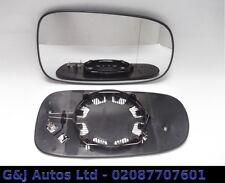 (A105) SAAB 9-5 9-3 /02-10 DRIVER SIDE (RHS) HEATED DOOR MIRROR GLASS