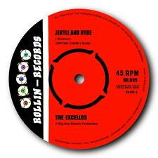 "Le excellos - ""Jekyll & Hyde"" B/W ""scratch 'n' Sniff"" double face Bop out. entendre"