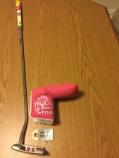 2010 Titleist Special Release My Girl Pretty In Pink Putter By Scotty Cameron