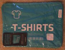 HF Happy Flight In Luggage T-Shirt Organizer Blue  NWT  $22