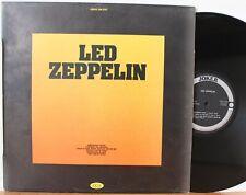 Led Zeppelin LP ~ Joker 3721 ~ Live Paris Theatre BBC ~ RARE Not TMOQ