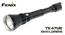 New Fenix TK47UE Cree XHP70 3200 Lumens LED Flashlight (Red + Neutral White LED)