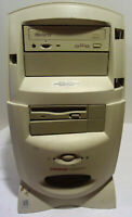 Vintage Compaq Presario 7594 (Intel Celeron 566MHz 128MB NO HDD) Working!