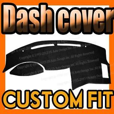 Fits 2003-2008 INFINITI FX35 FX45 FX50 DASH COVER MAT DASHBOARD PAD / BLACK