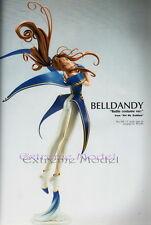 1/6 Ah My Goddess: Belldandy in Goddess Battle Outfit Unpainted Resin Model Kit