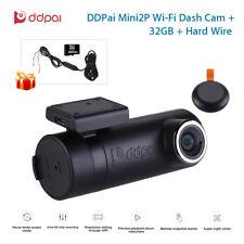 DDPai Mini2P 1440P@25FPS Mini Car DVR Remote Snap w/ 32G + Parking Mode Hardwire