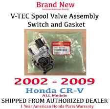 🔥 2002-2009 CR-V Genuine OEM Honda Spool Valve - VTEC Solenoid (15810-RAA-A03)