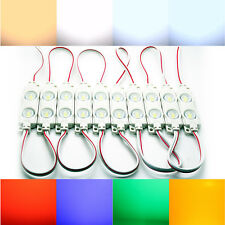 LED Module - 5730 SMD Chip - Warm White Cold Blue Injection Ce Lumens 12V 0,75W