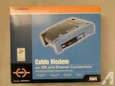 Linksys Cisco Cable Modem Router Docsis 1.0/1.1/2.0 With USB/Ethernet BEFCMU10