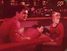 RARE 1960s~STAR TREK~CREW ON THE BRIDGE~35mm FILM CLIP/SLIDE~LOT 501