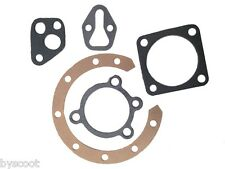 Pack of 5 gaskets crankcase motor housing SOLEX VELOSOLEX old model 45cc 330 NEW