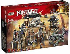 LEGO NINJAGO POZO DEL DRAGÓN 70655 - NUEVO, PRECINTADO SIN ABRIR.