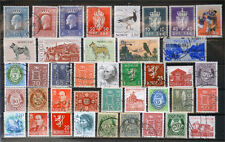 Norway-Lot stamps (ST490)