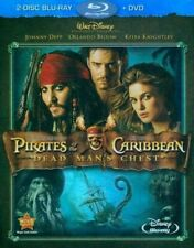 Pirates of the Caribbean-Dead Mans-3BLU RAY-ENGLISH & FRENCH-FREE SHIP IN CANADA