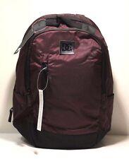 DC Shoes Backpack Trekker, Color Burgundy/Black, Style TPDC04003