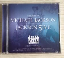 The Best of Michael Jackson & The Jackson Five The Motown Years 20 Tracks CD