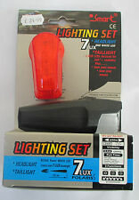 Smart 7 Lux Light Set For Road/MTB/Commuting/Off Road RRP £24.99