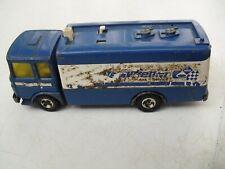 Camion miniature de livraison publicitaire ARAL