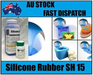 🌟🌟 Liquid Silicone Rubber Mould making kit, Mold making kit 15 SH 🌟🌟